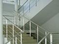 Лестничные ограждения из анодированного алюминия