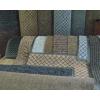 Ковры ворсовые грязезащитные на ПВХ-основе готовые, стандартных размеров